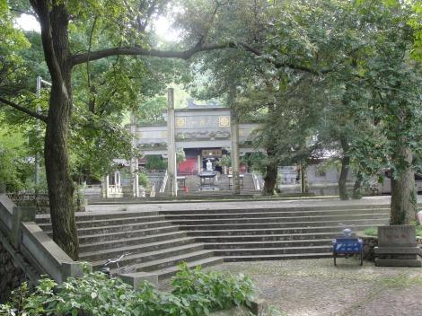 Jin'E Temple